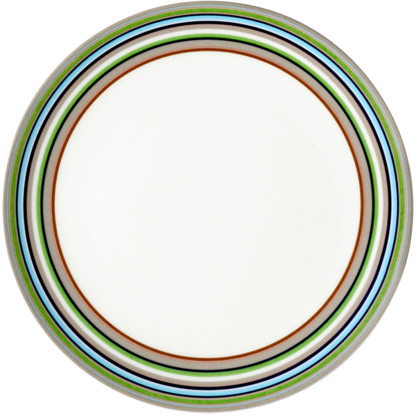 Origo Salad Plate - Brown