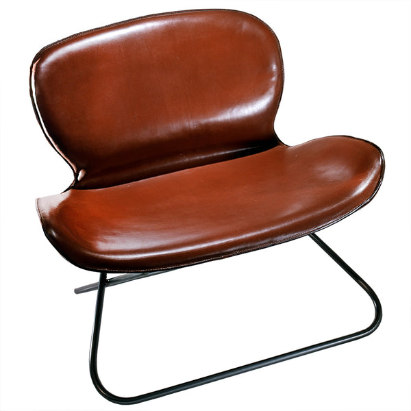 K:5 Leather Lounge Chair
