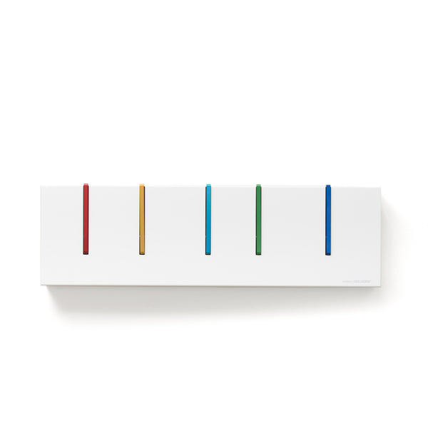 Symbol 20 Coat Rack - Color