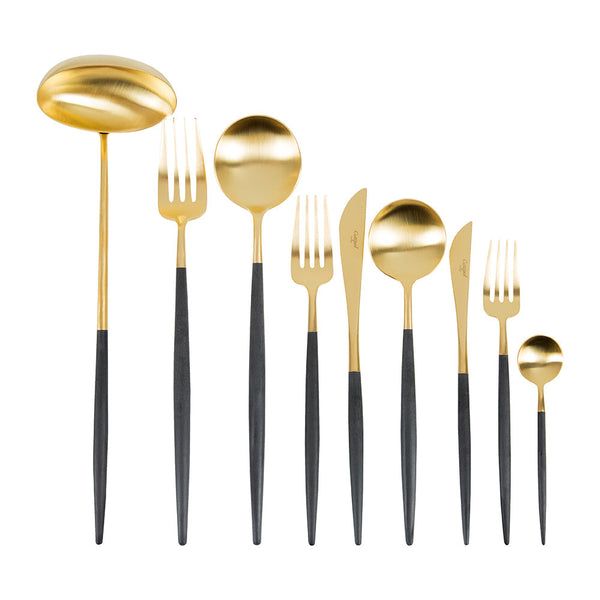 Goa Cutlery - Brushed Gold - Box Sets