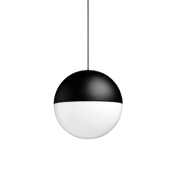 String Lights Round Pendant Light