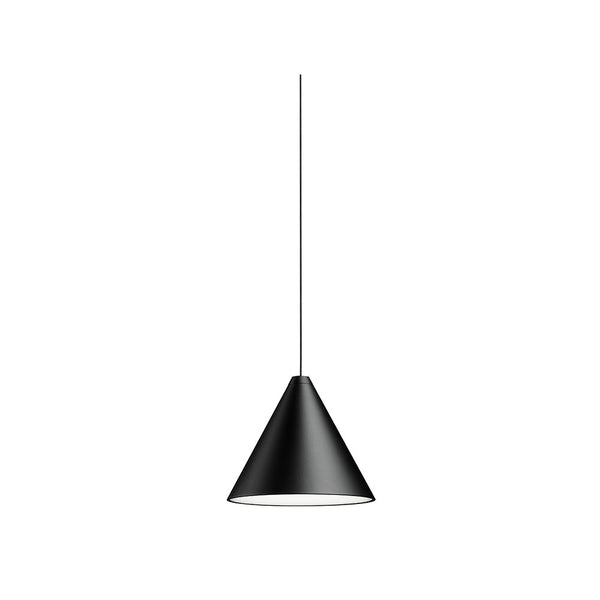 String Lights Cone Pendant Light