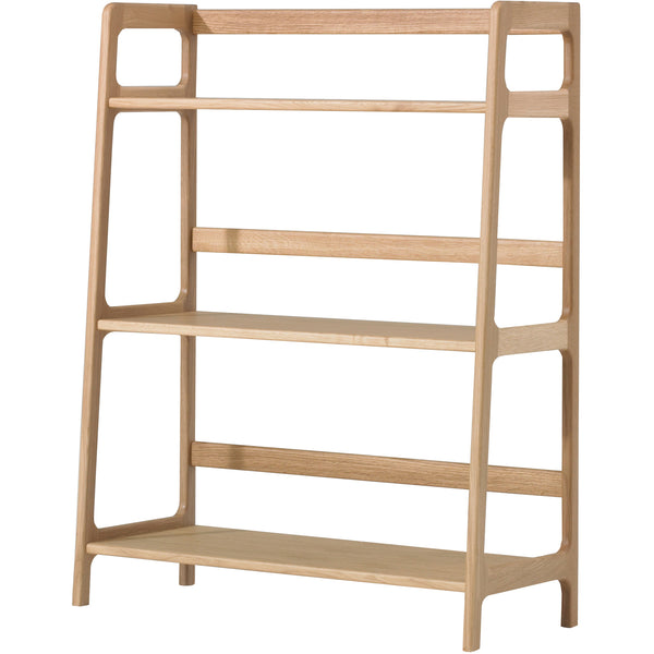 Agnes Medium Shelving Unit- Oak