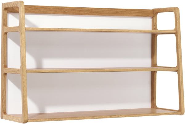 Agnes Wall Rack in Oak