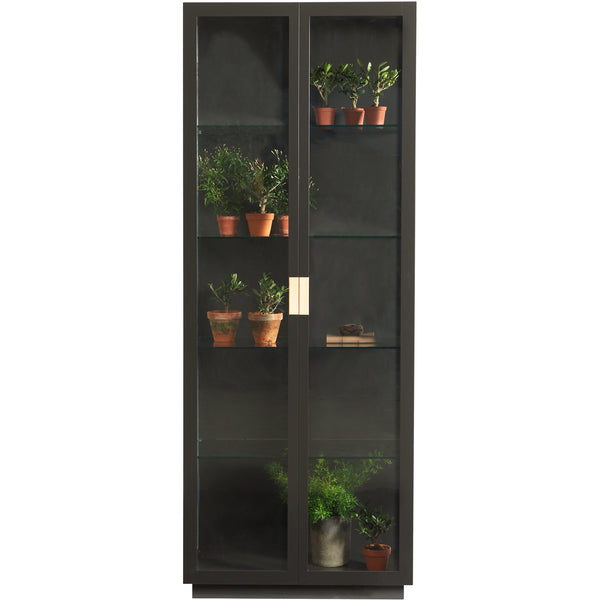 Frame XL Cabinet - 2 Glass Doors