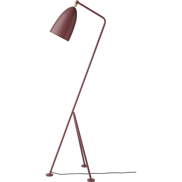 Grasshopper Floor Lamp - Andorra Red