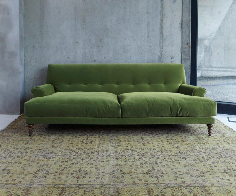 Peachy Scp Oscar 3 Seat Sofa By Matthew Hilton Horne Caraccident5 Cool Chair Designs And Ideas Caraccident5Info