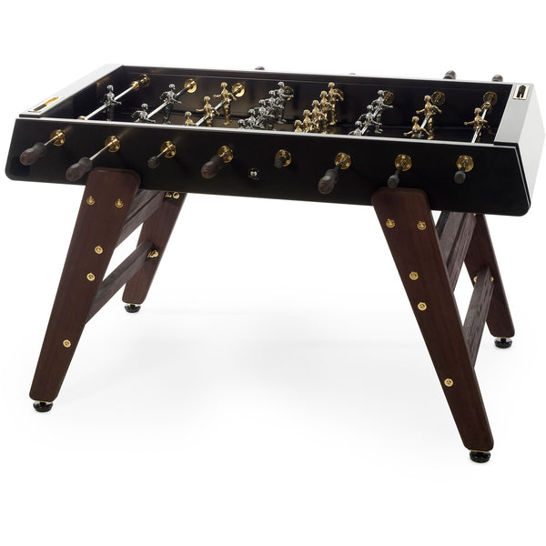 RS3 Wood Gold Foosball Table