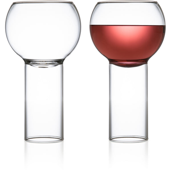 Tulip Tall Glass - Set of 2