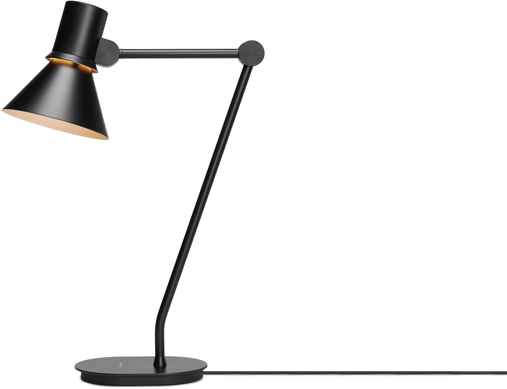 Anglepoise Type 80 Table Lamp Matte Black