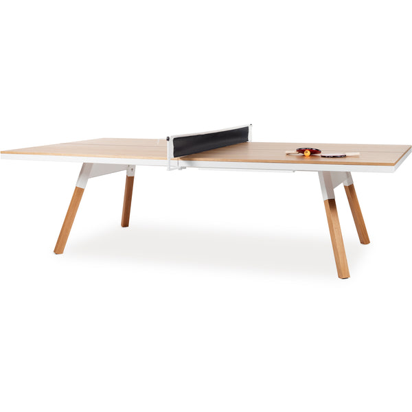 You And Me Ping Pong Table Wood - Standard