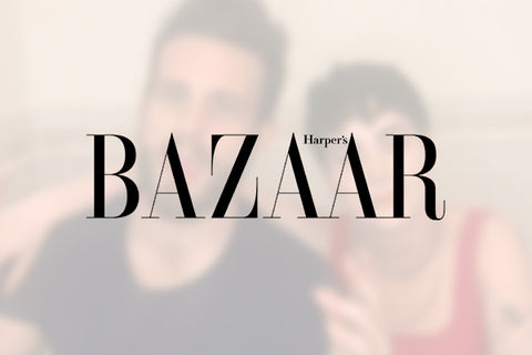 Harper Bazaar: Watch Nico Tortorella and Bethany Meyers's Skin Care Routine