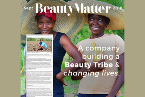 BeautyMatter: Building A Beauty Tribe And Changing Lives
