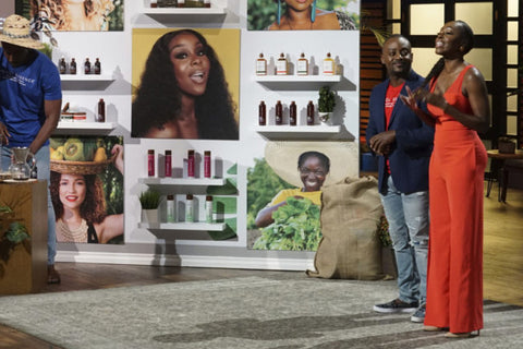L'Union Suite: Kreyòl Essence Haitian Beauty Products Featured On Shark Tank Jan 12