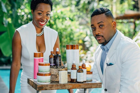 Miami New Times: Kreyòl Essence Shares Castor Oil Beauty Product With Miami and ABC's Shark Tank