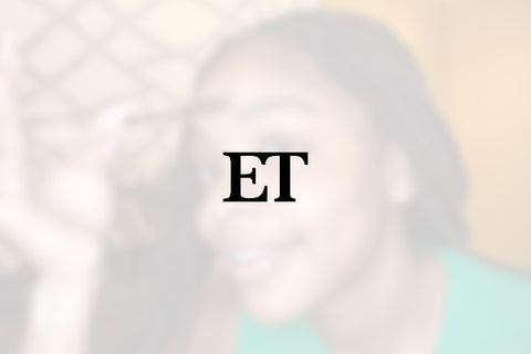 ET: Marsai Martin Goes Bold With Green Eyeliner in Her Makeup Routine