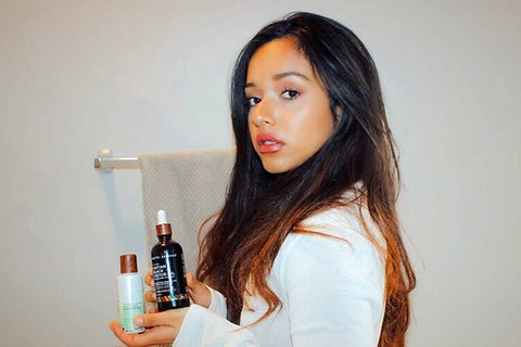 Moisturizing Scalp Care Routine For Naturally Wavy Hair