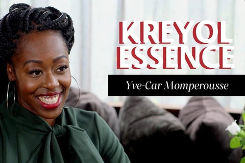 Yve-Car Momperousse (Kreyol Essence) ♥ Sephora Stands