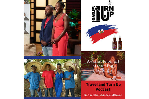Travel and Turn Up: Exploring Haiti with Kreyol Essence