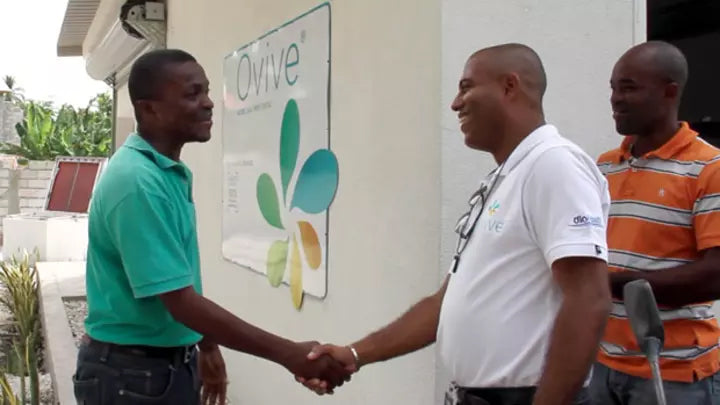 Social Enterprise Movement in Haiti