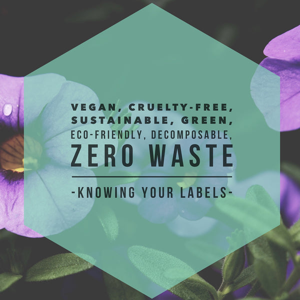 What do these mean??! A guide to earth-friendly labels