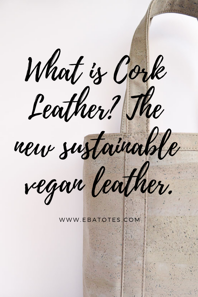Typically when you think of cork you think of wine, I know I do. A pretty common use for cork, but now cork leather is becoming all the rage as the new sustainable vegan leather in the USA. But how exactly does the cork you find in a wine bottle become a material?
