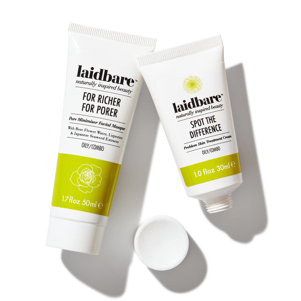 Laidbare Banish Blemishes!