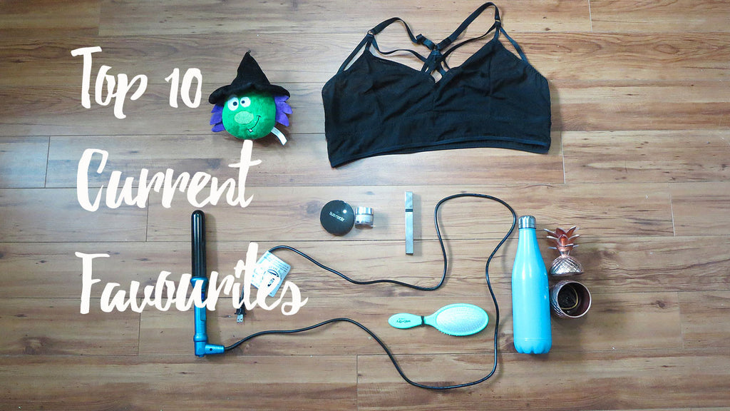 Top 10 Favorite Products!