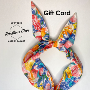 Rebellious Clove Gift Card