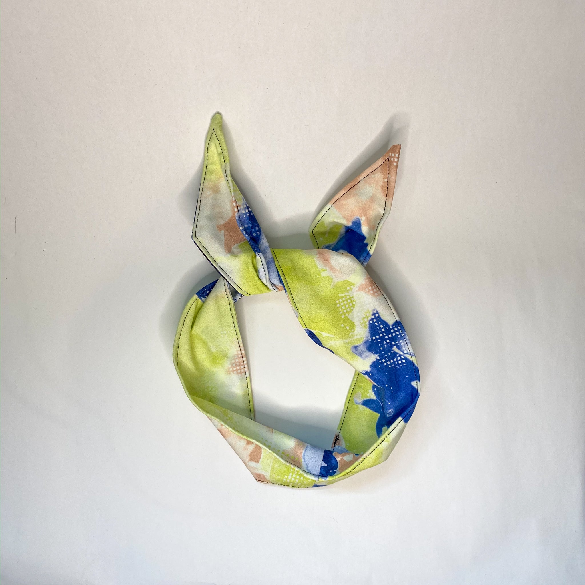 Watercolour Wired Headband