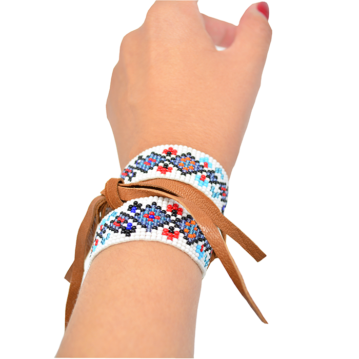 Sprinkles Beaded Band