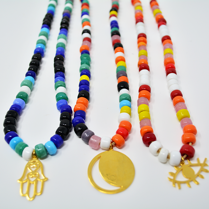 Candy Amulet Necklace