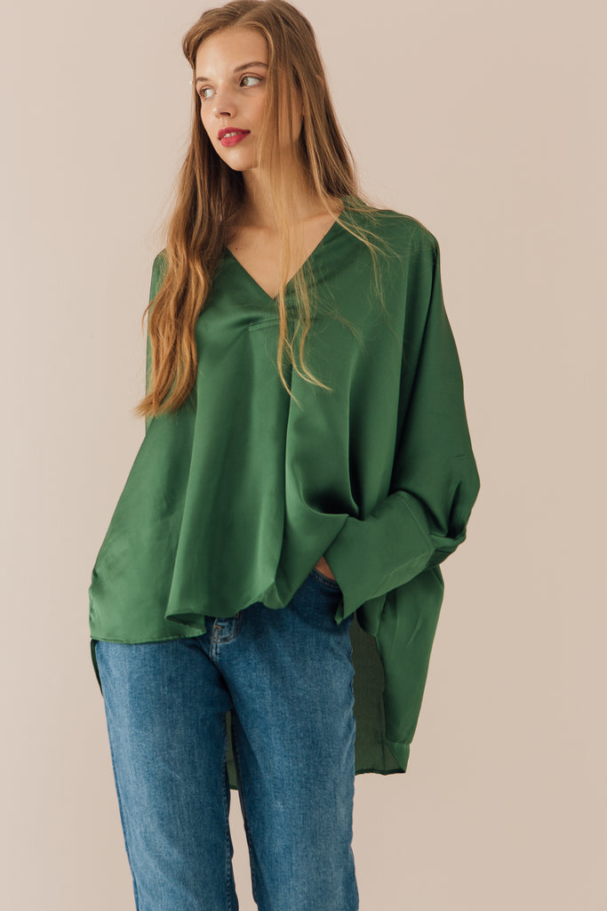 Paloma Oversize Blouse (Exclusively at CK Tangs Vivo)