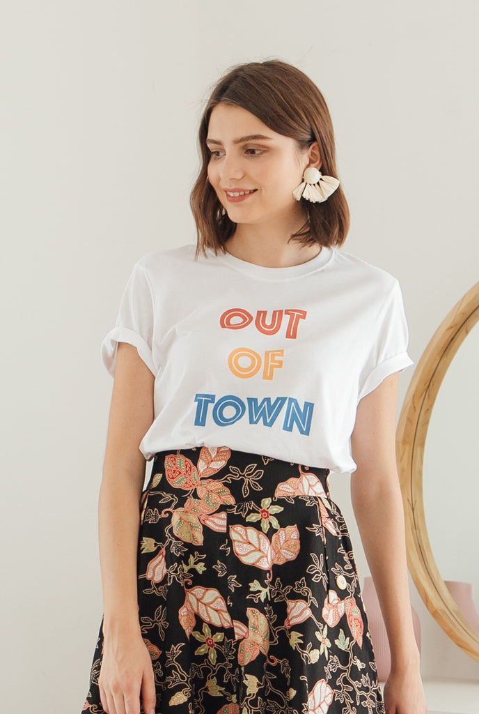 Out of Town Tee
