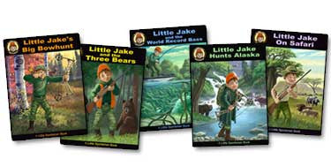 Adventure Series Bundle (Five Books!) - Softcover