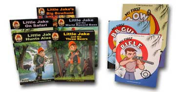 All Little Sportsman Bundle (Eight Books!) - Softcover