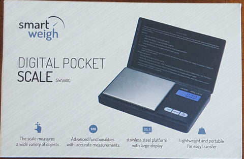 Digital Scale (.1g-600g)