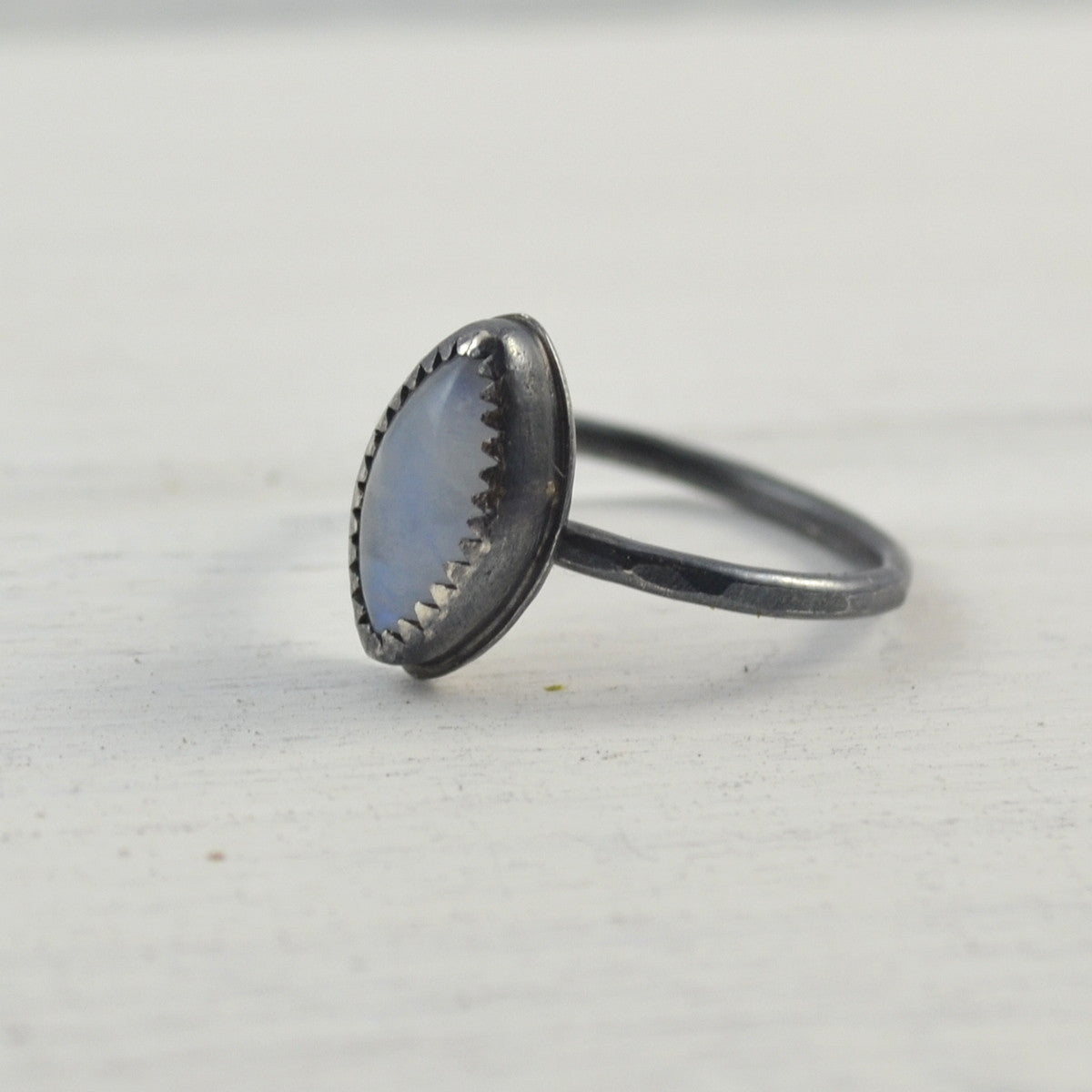 The Dark Moonstone Ring - Gemspell