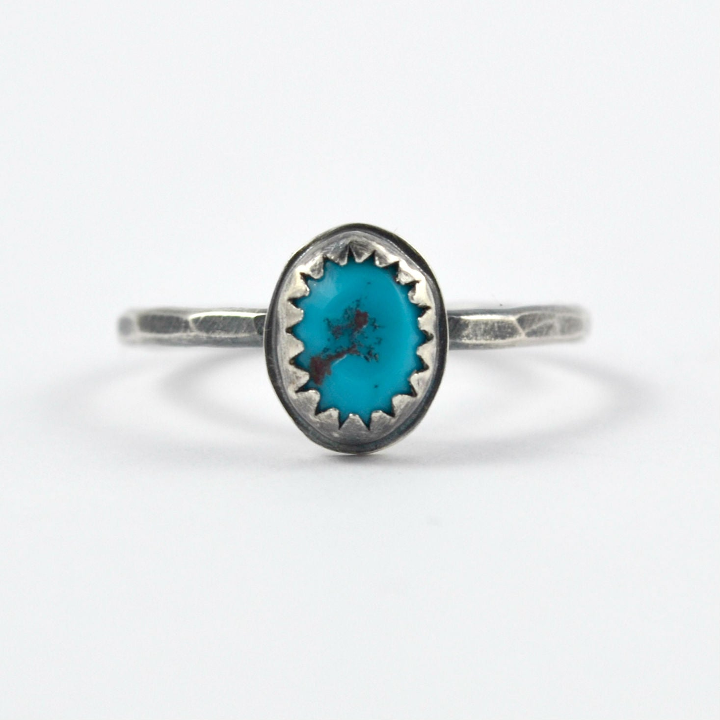 Sleeping Beauty Turquoise Stacker - Gemspell