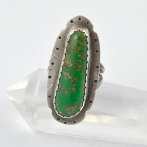 Variscite Statement Ring - Gemspell