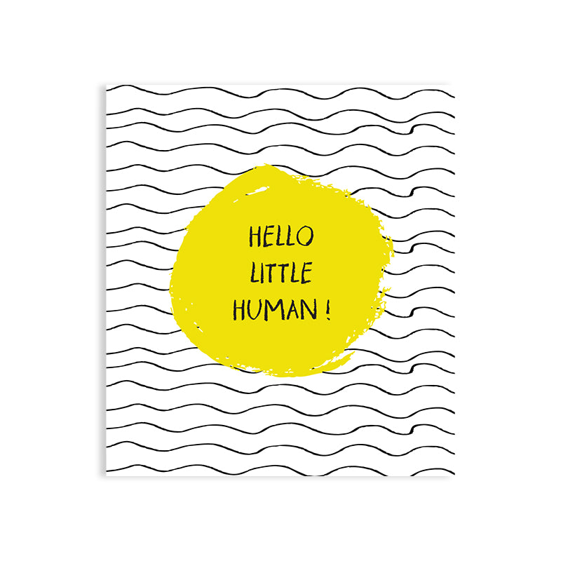 Maison Elmesa Greeting Card - Waves