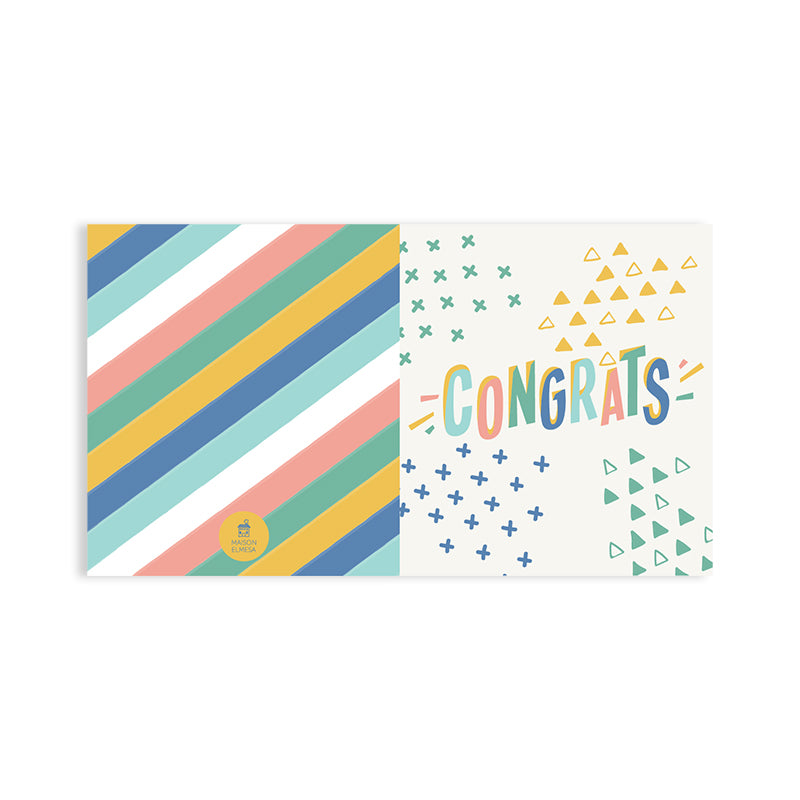 Maison Elmesa Greeting Card - Party