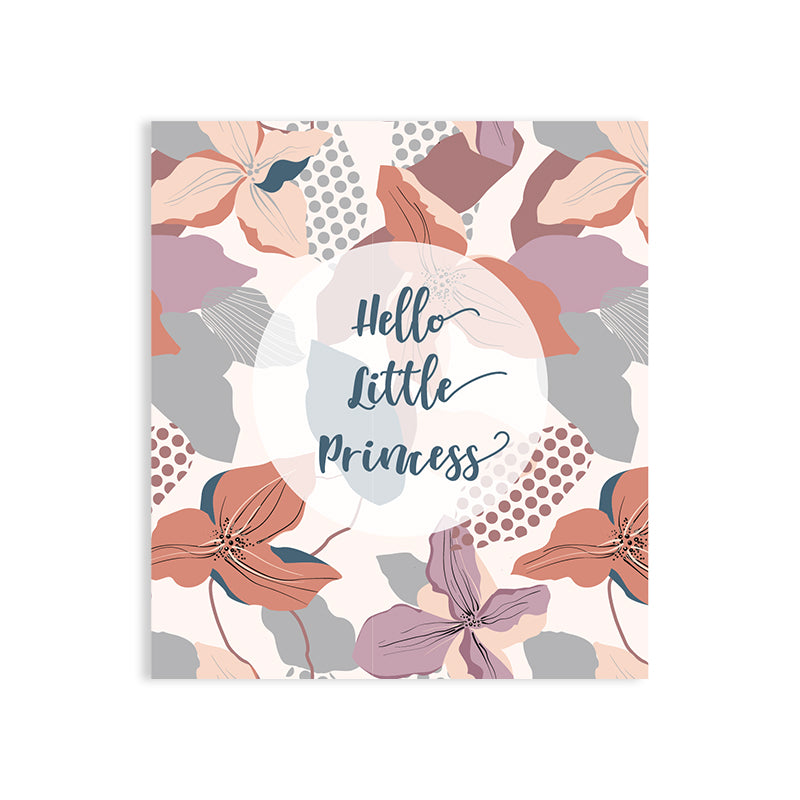 Maison Elmesa Greeting Card - Princess