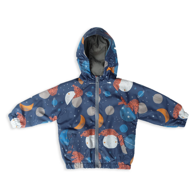 Maison Elmesa Jacket Water Repellent - Moon Tiger