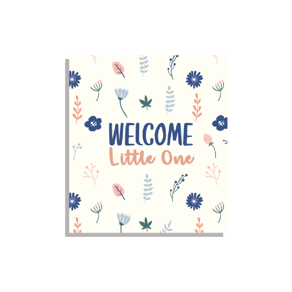 Maison Elmesa Greeting Card - Poppy