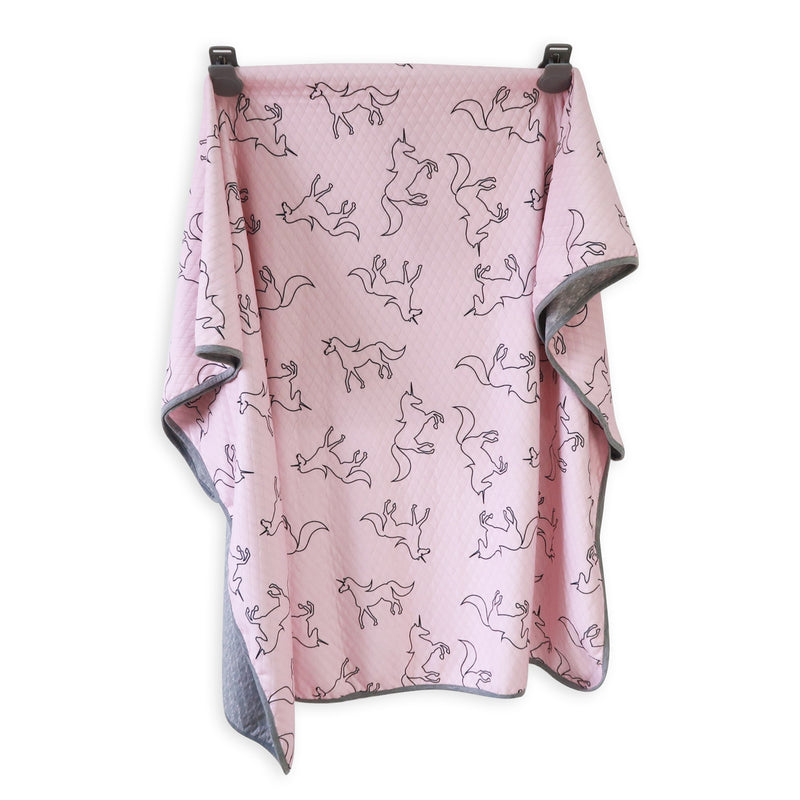 Maison Elmesa Toddler Blanket - Unicorn