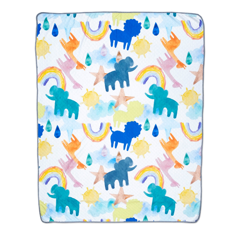 Maison Elmesa Toddler Blanket - Anima