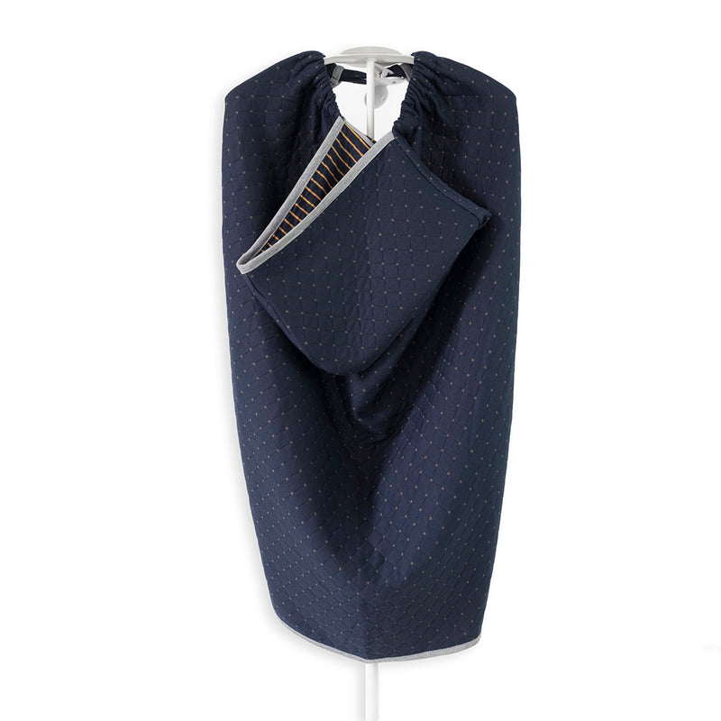 Maison Elmesa Baby Blanket On The Go - Collin Navy