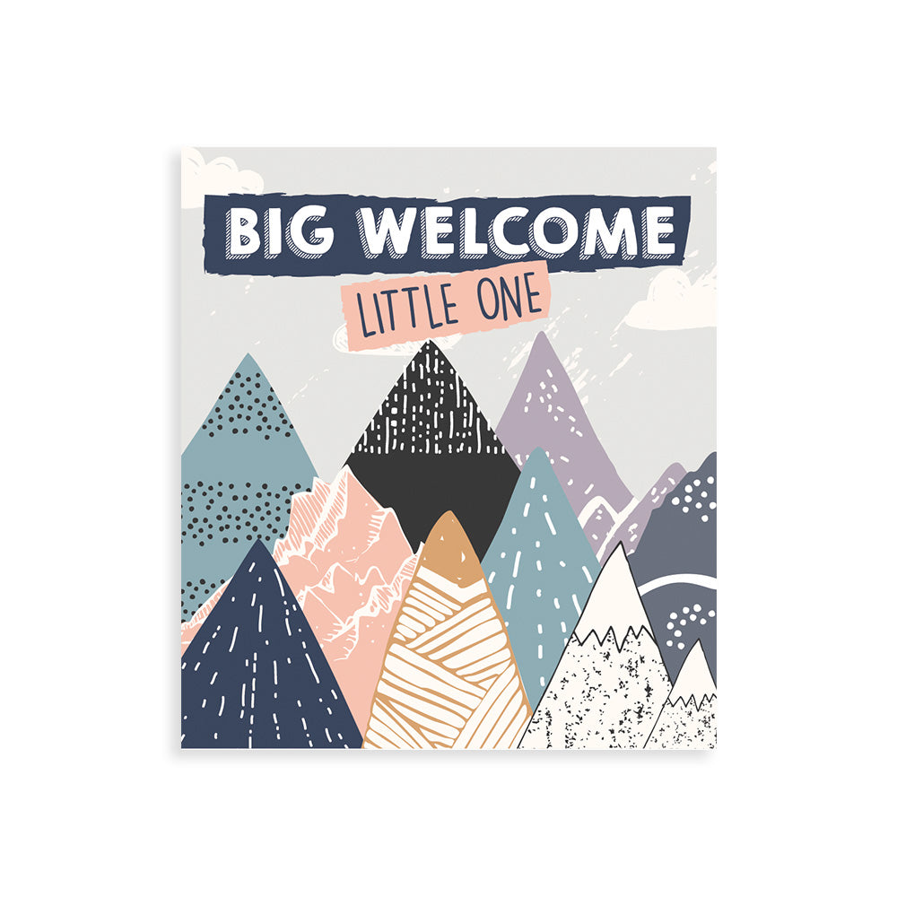 Maison Elmesa Greeting Card - Mountain