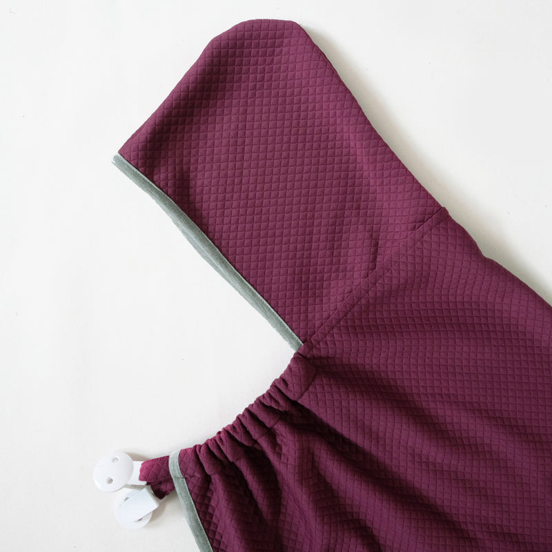Maison Elmesa Baby Blanket On The Go - Phantom Texture